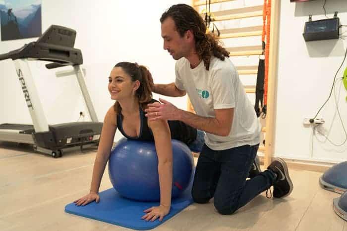 אסטריקס פיזיותרפיה רעננה פציעות שריר שלד