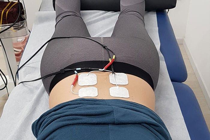 אלקטרותרפיה - לטיפול בכאבים