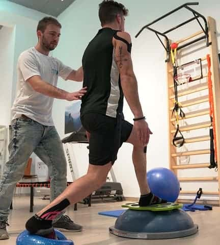 פיזיותרפיה לספורטאים