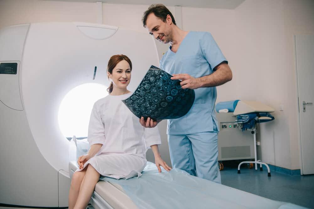 אסטריקס פיזיותרפיה - פיענוח MRI
